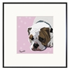 English Bulldog Art