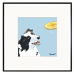Border Collie Art