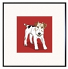 Fox Terrier Art