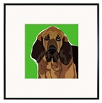 Bloodhound Art