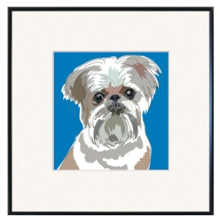 Brussels Griffon Art