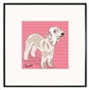 Bedlington Terrier Art
