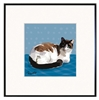 Calico Cat Art