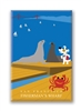SF, Fisherman's Wharf: Fridge Magnet (NEW) (1 QT)