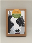 Border Collie TeaTowel