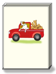 Jack Russell Terrier Note Cards