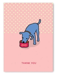 Jack Russell Greeting Card