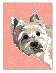 CairnTerrier Friendship Card