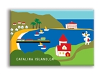 Catalina Hill Fridge Magnet