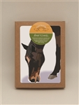 Horse, Thoroughbred Teatowel
